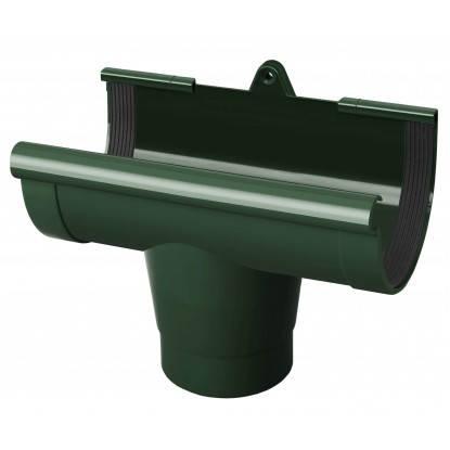 Воронка желоба Rainway 130 Зеленый, фото 2
