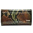 Большой женский кошелек Desisan из натуральной кожи, фото 7
