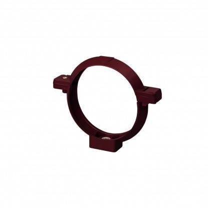 Кронштейн трубы Rainway 90 Красный, фото 2