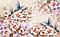 "3D фотообои ""Бабочки на цветах "", фото 2"