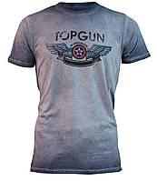 "Футболка Top Gun ""Wings Logo"" Tee (navy)"