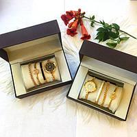 Anne Klein Кварцевые наручные часы в подарочной коробке