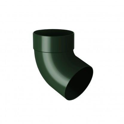 Отвод одномуфтовый 67° Rainway 90 Зеленый