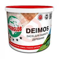 Dieimos препарат для защиты древесины зеленый 5кг ANSERGLOB