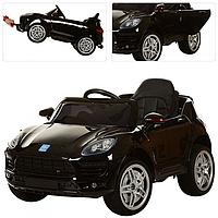Детский электромобиль Porsche M 3178EBLR-2,колеса ЕВА