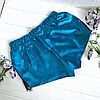 Стильный пижамный комплект майка с шортами., фото 4