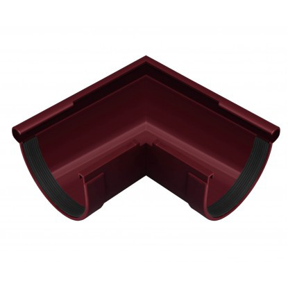 Угол желоба наружный 90° Rainway 90 Красный