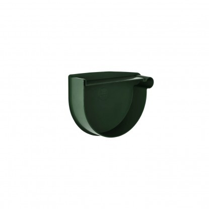 Заглушка воронки правая Rainway 90 Зеленый