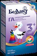 Смесь гипоаллергенная «Беллакт ГА 3+» для питания детей с риском развития аллергии.