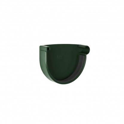 Заглушка желоба правая Rainway 90 Зеленый -, фото 2