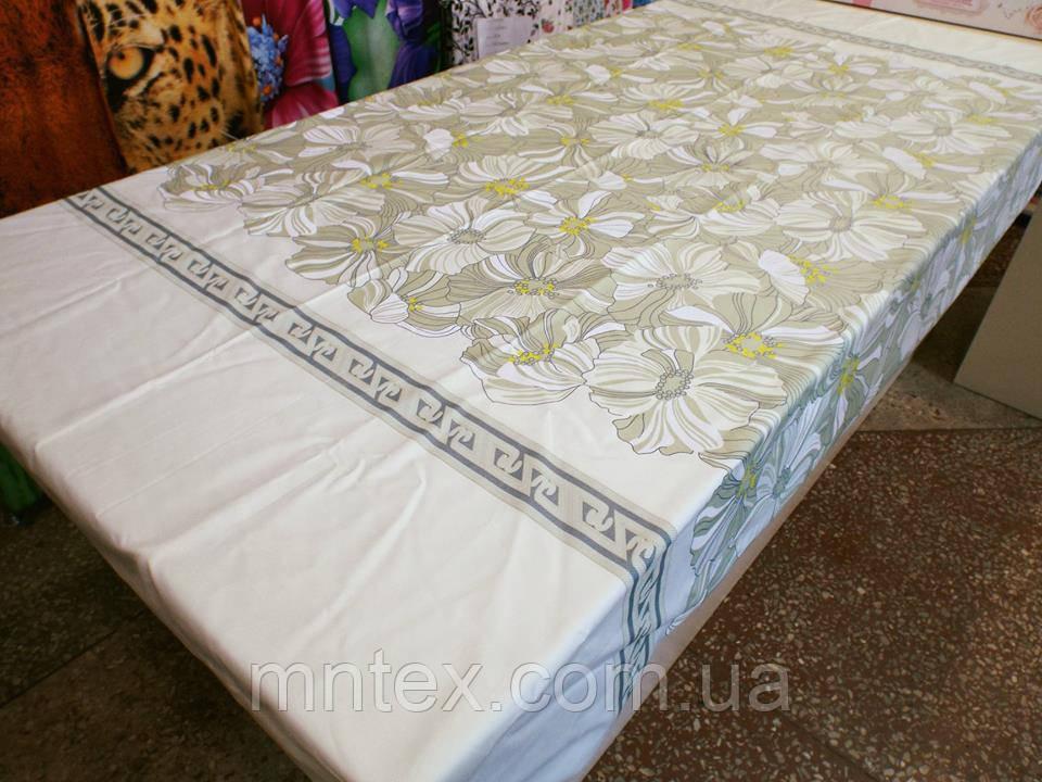 "Ткань для пошива постельного белья сатин Цветы / ""Чарівна Ніч"""