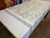 Ткань для пошива постельного белья сатин Цветы