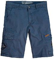 Шорты мужские Top Gun Cargo Shorts TGC1701 (Navy)