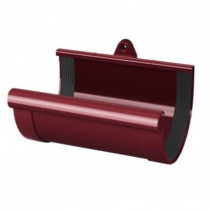 Муфта желоба Rainway 90 Красный, фото 2