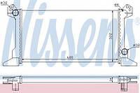 Радиатор охлаждения FORD TRANSIT (DY) (92-) 2.5 D (пр-во Nissens) NISSENS 62177 на FORD TRANSIT автобус (E_ _)