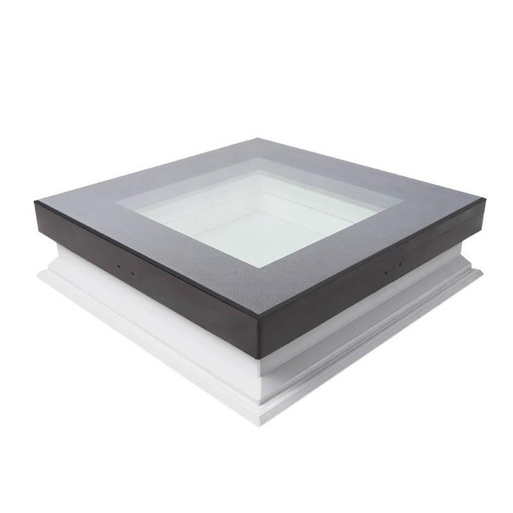 Окно для плоской крыши Fakro DXW 100х100 см, фото 2