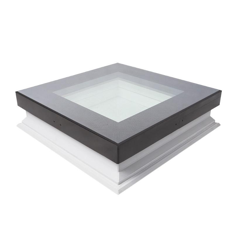 Окно для плоской крыши Fakro DXW 80х80 см