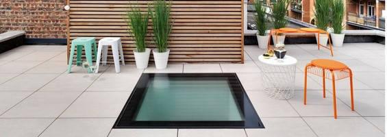 Окно для плоской крыши Fakro DXW 80х80 см, фото 3