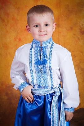 Купить Дитячу вишиванка для хлопчика от производителя «Magtex» (Украина) 9b2914f0e8b68