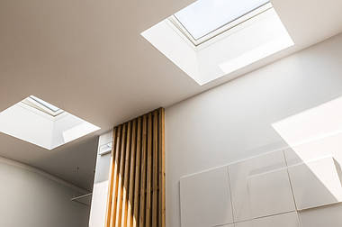 Окно для плоской крыши Fakro DXG P2 100х100 см, фото 2