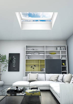 Окно для плоской крыши Fakro DXG P2 90х120 см, фото 2