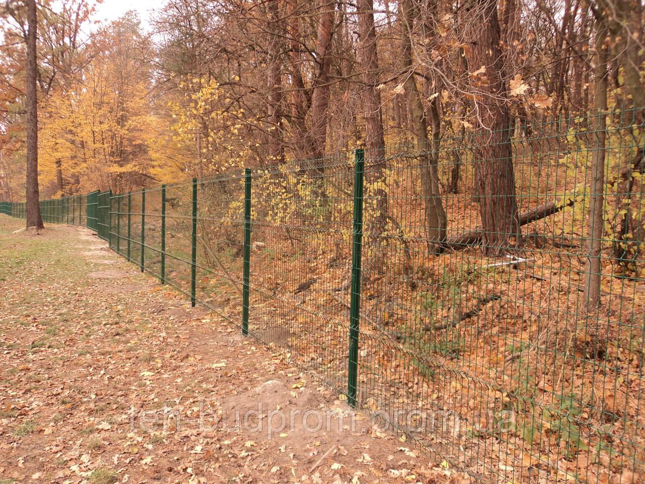 Секционный забор (3D панель) 930ммх2500мм