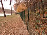 Секционный забор (3D панель) 930ммх2500мм, фото 2