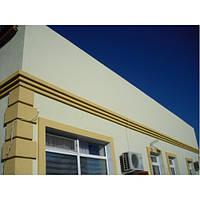 "Отделка фасада дома штукатуркой ""Короед"", фото 1"