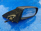Зеркало заднего вида правое Mazda 323 BJ 1997-2002г.в. хетчбек черное механическое, фото 2