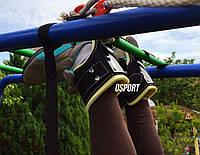 Крюки на ноги инверсионные, антигравитационные ботинки для турника Onhillsport Comfort (OS-6304)