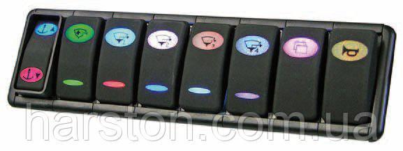 Клавишная панель E-plex RSP 428 на яхту