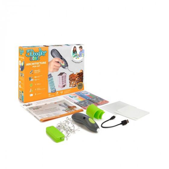 3D-ручка 3Doodler Start для детского творчества  Архитектор