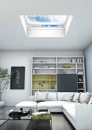 Окно для плоской крыши Fakro DEG P2 70х70 см, фото 2