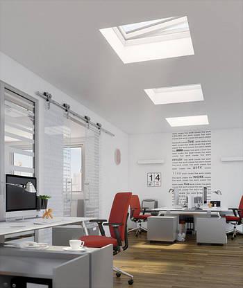 Окно для плоской крыши Fakro DEF DU8 80х80 см, фото 2