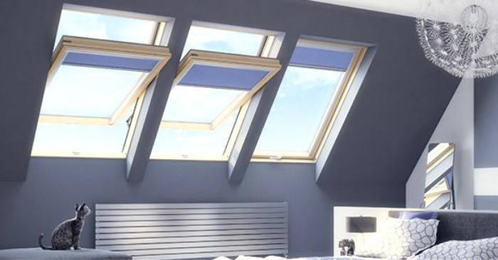 Мансардное окно FAKRO FTS-V U4 55x78 см, фото 3