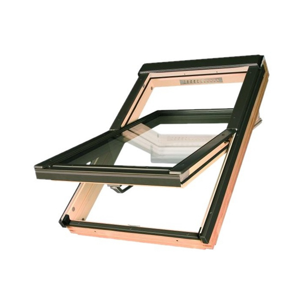 Мансардное окно FAKRO FTS-V U4 55x98 см