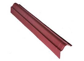 Щипец Ондувилла Onduline Красный 0.114 м х 1.04 м