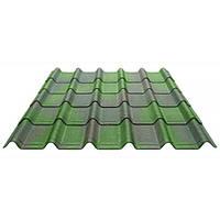 Черепица Onduline  Ондувилла Зеленый 3D 400 мм х 1060 мм