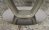 Обеденный раздвижной стол VANCOUVER  мокко 140/180х95 (бесплатная доставка), фото 7