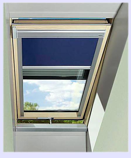 Штора (для мансардных окон) Fakro ARS I 78х160 см, фото 2