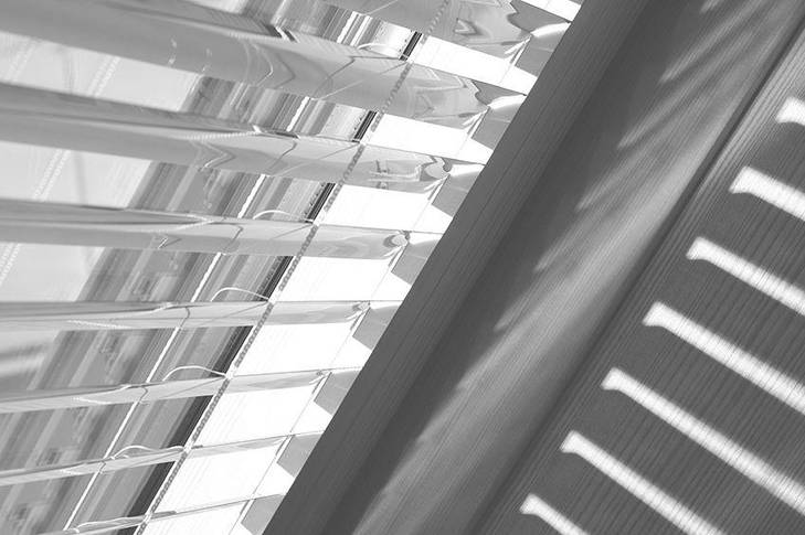 Жалюзи (для мансардных окон) Fakro AJP I 55х98 см, фото 2