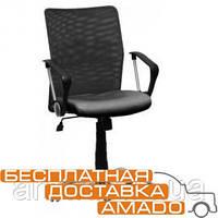 Офисное кресло АЭРО LB сиденье Сетка черная,Неаполь 20/спинка Сетка синяя, фото 1