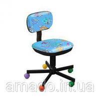 Кресло детское Бамбо Цифры - синий, фото 1
