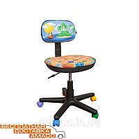 Крісло дитяче Бамбо дизайн Гра. Скарби моря, фото 1
