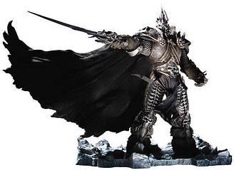 Фігурка Варкрафт Артас Менетил Король-ліч - Lich King, World of Warcraft, Deluxe