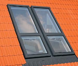 Воротник для окна-балкона Fakro EZV-A/G 94х255 см
