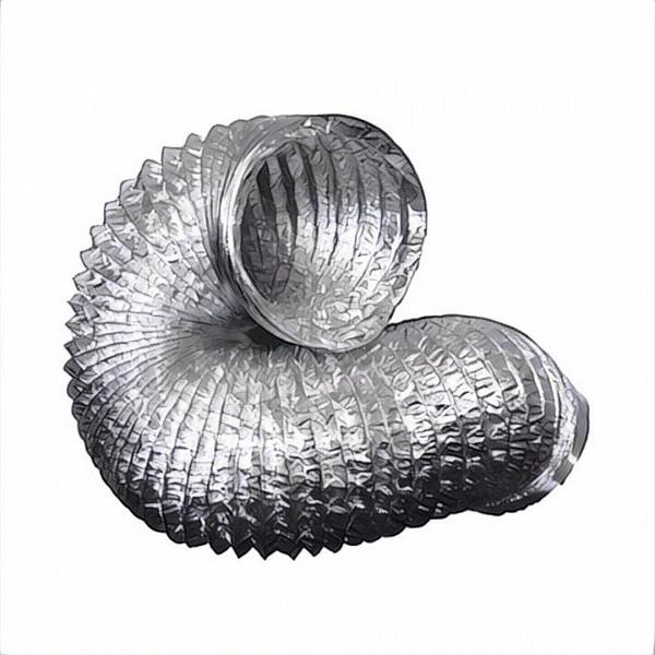 Гибкие алюминиевые воздуховоды