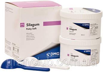 Оттискной материал Silagum , DMG