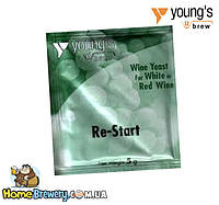 Винные дрожжи Youngs Re-Start Wine Yeast