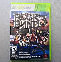 Игра xbox 360 Rock Band 3 регион NTSC